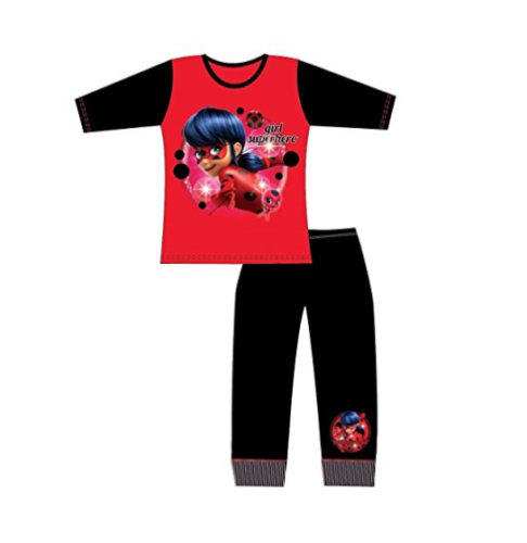 Miraculous Ladybug Boys Cat Noir Pyjamas Snuggle Fit