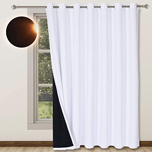 Wontex 100 Blackout Curtains For, 100 Inch Wide Curtains