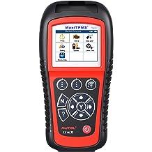 Advanced AL519//AL529 + J1939 /& J1708 Autel AL529HD with Free Screen Wiper Heavy Duty Code Reader Diesel Truck OBD2 car Diagnostic Scan Tool